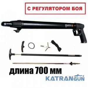 Подводное ружье короткое Mares Jet 70 (с регулятором боя)