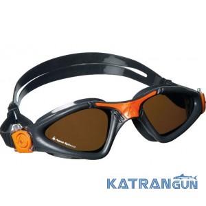 Поляризаційні окуляри для плавання Aqua Sphere Kayenne Polarized