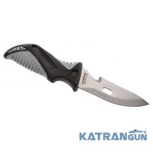 Лучший нож для дайвинга AquaLung Mini Zak Alpha
