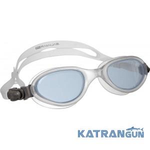 Маска-окуляри для плавання Salvimar Fluyd Aria, прозорі