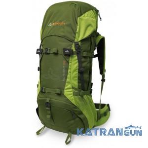 Рюкзак для туризму з поясною сумкою Pinguin Activent 55