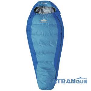 Детский спальный мешок Pinguin Savana Junior, Blue