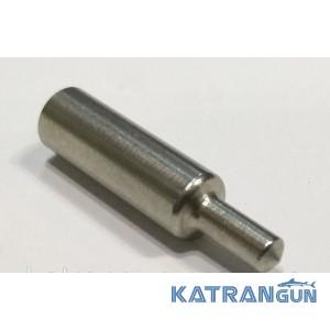 Хвостовик гарпуна зелинок (производитель Salvimar); удлинённый; 7 мм; общая длина 33 мм