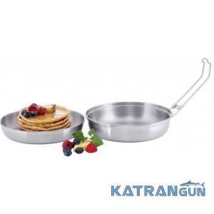 Похідний посуд Tatonka Scout Set 1L Silver