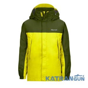 Детская куртка из мембраны Marmot Boy's PreCip Jacket