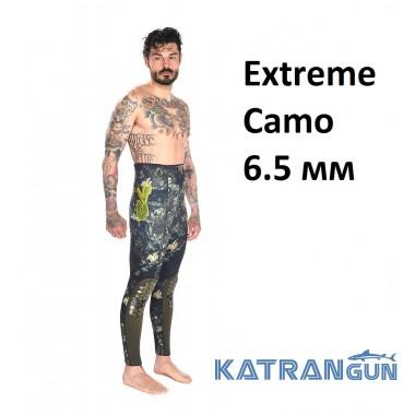 Штаны для осени C4 Extreme Camo 6.5 мм