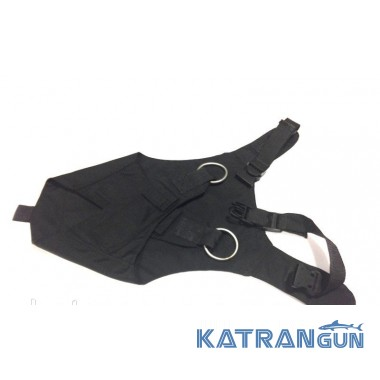 Разгрузка для подводного охотника Katrangun Cordura
