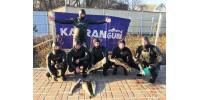 Отчет о совместной нырялке клуба подводных охотников KatranGun в Прохоровке