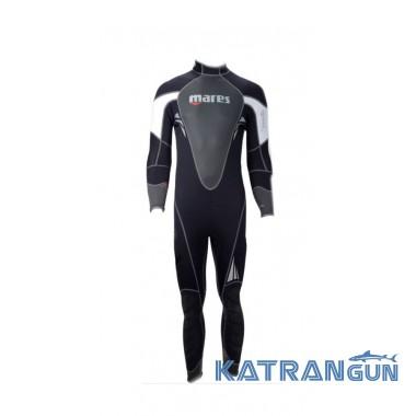 Чоловік гідрокостюм для дайвінгу Mares Reef 3 мм (стара версія)