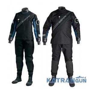 Сухой гидрокостюм Bare Trilam HD Tech Dry New