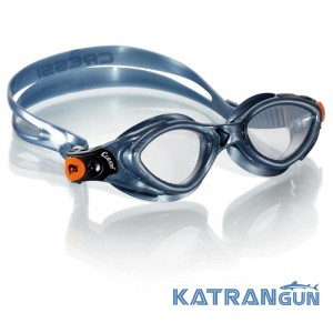 Подводные очки Cressi Sub Fox; синие