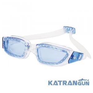 Окуляри для плавання в басейні Aqua Sphere Kameleon лінзи сині
