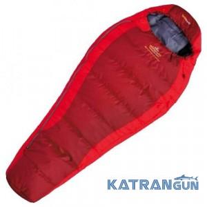 Спальник дитячий Pinguin Savana Junior, Red