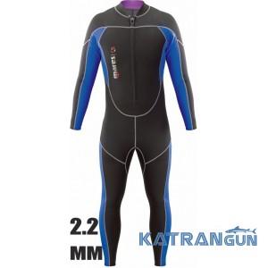 Гідрокостюм чоловічий для підводного плавання Mares Tritone 2012