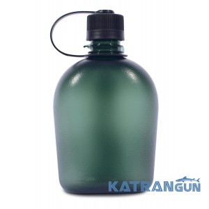 Фляга из пищевого пластика Pinguin Tritan Flask 1L