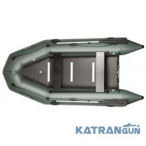 Надувные лодки из пвх барк Bark BT-330SD, сдвижные сидения