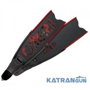 Ласты для подводной охоты Omer Stingray Dual Carbon