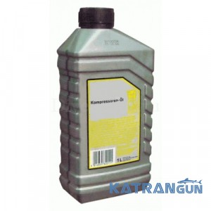 Минеральное масло для компрессора высокого давления, 1 л