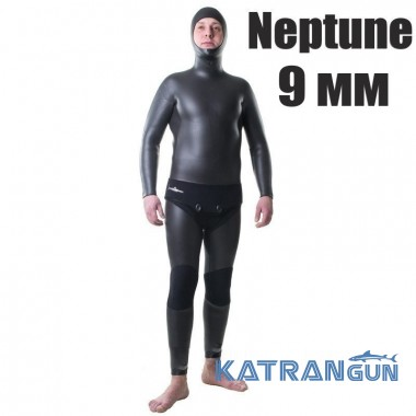 Голый гидрокостюм Marlin Neptune Yamamoto 9 мм