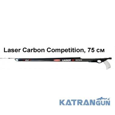 Арбалет для профессионалов Pathos Laser Carbon Competition, 75 см