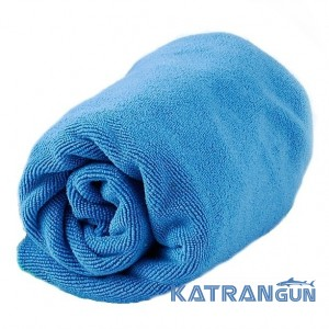 Рушник з мікроволокна Sea To Summit Tek Towel S, Pacific Blue