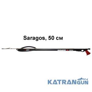 Алюмінієвий арбалет з кільцевими тягами Pathos Saragos, 50 см