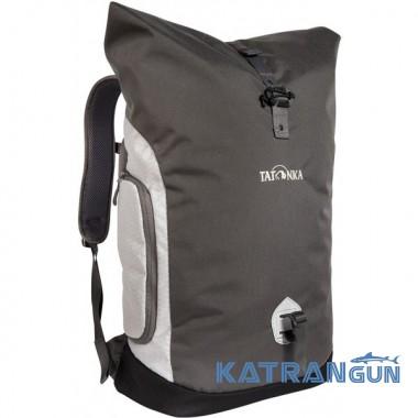 Рюкзак для города Tatonka Rolltop Pack Titan Grey