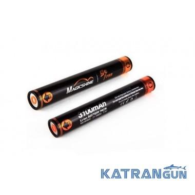 Аккумулятор для подводного фонаря MagicShine MJ-6080C, 3100 mAh