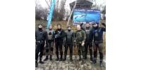 Фридайвинг нирялка в Дніпрі на Новомиколаївському кар'єрі