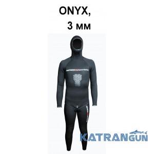 Гідрокостюм новинка Pathos ONYX, 3 мм