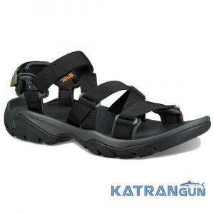 Мужские сандалии с агрессивным дизайном Teva Terra Fi 5 Sport M's