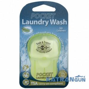 Туристическое мыло Sea To Summit Pocket Laundry Wash Soap