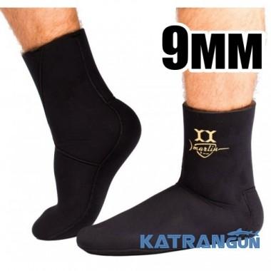 Подводные носки Marlin Yamamoto Anatomic Duratex, 9 мм