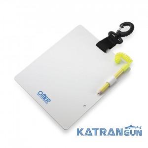 Доска для записи под водой Omer