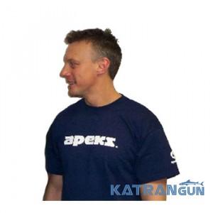 Брендовая футболка для дайвера Apeks