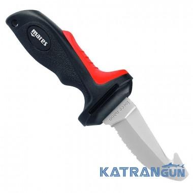 Ножи для дайвинга Mares Force NANO Plus