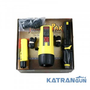 Набор для дайвинга Underwater kinetics Tribal pack /Light Cannon+Q40+нож Blue Tang