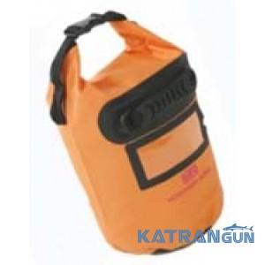 Гермомішок спорядження Northern Diver Tool Top DryBag, 12 л, помаранчевий