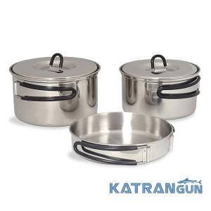 Похідний набір посуду Tatonka Cookset Regular