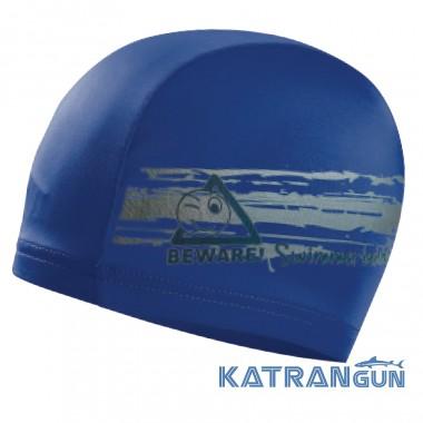 Шапочка для бассейна Salvimar Wawi; синий
