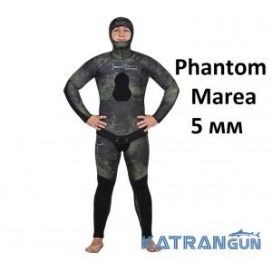 Мужской гидрокостюм Marlin Phantom Marea 5 мм