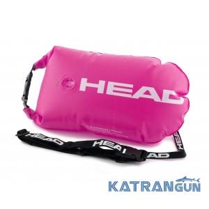 Буй для плавания Head Safety розовый