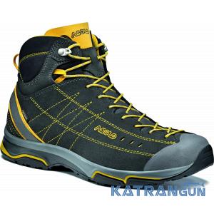Ботинки мужские для треккинга Asolo Nucleon Mid GV MM