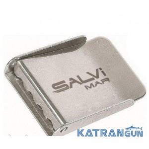 Пряжка для грузового ремня Salvimar; быстросъёмная; нержавещая