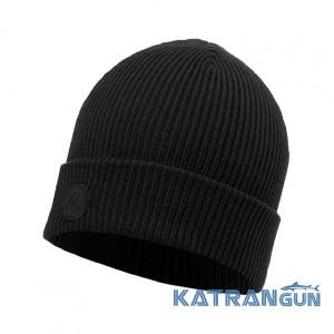 Вязаная мужская шапка Buff Knitted Edsel black