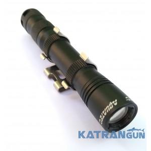 Подводный фонарь на маску Aquatec Headlight №1; с кнопкой