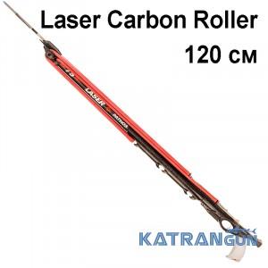 Арбалет карбоновый для опытных охотников Pathos Laser Carbon Roller, 120 см