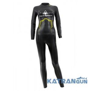 Женский гидрокостюм для плавания Aqua Sphere Pursuit