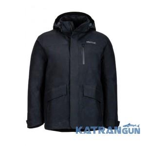 Мужская куртка на зиму Marmot Yorktown Featherless Jacket, Black