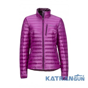 Пуховый свитер куртка Marmot Wm's Quasar Nova Jacket, Purple Orchid